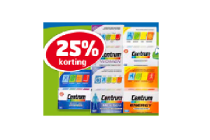 centrum multivitaminen