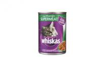whiskas supermeat pate konijn