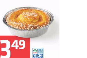 spar ronde appelcake