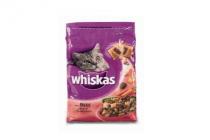 whiskas droge brokjes rund en worteltjes 300gr