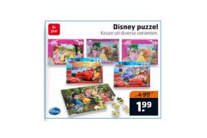 disney puzzel