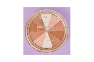 bronzing powder sprankelend effect
