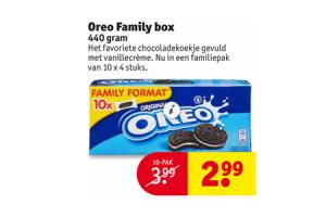 oreo family box