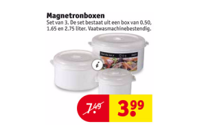 magnetronbox