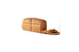 volkorenbrood  of zonnevolkorenbrood
