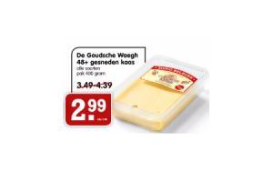 de goudsche waegh 48plus gesneden kaas