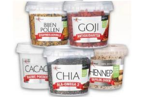 lucovitaal gehele assortiment super raw food