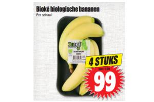 bioke biologische bananen