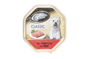 cesar classic met rundvlees
