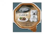 cesar cuisine kalkoen en rundvlees