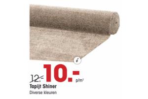 tapijt shiner
