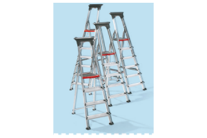alle ladders en trappen