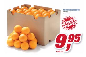 perssinaasappelen ca. 15 kilo