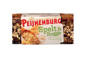 peijenburg spelt  rogge ontbijtkoek