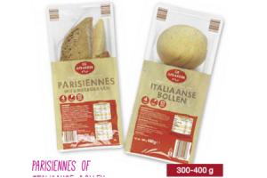 parisiennes of italiaanse bollen