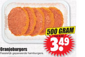 oranjeburgers