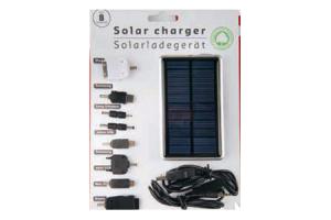 usb solar oplaadset