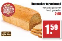 boonacker tarwebrood