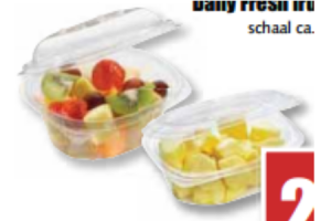 daily fresh fruitsalade