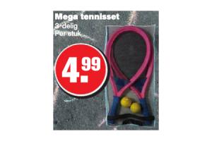 mega tennisset