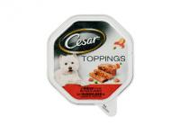 cesar toppings rundvlees