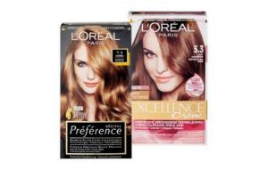 loreal excellence en preference haarkleuring