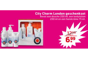 city charm london geschenkset
