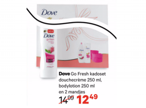 dove go fresh kadoset