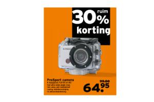 prosport camera