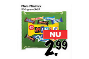 mars minimix