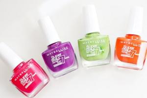 maybelline superstay nagellak