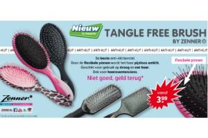tangle free brush