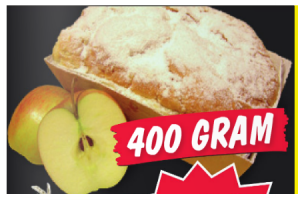 molengoud appelsuikerkaneelbrood