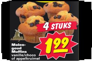 molengoud muffins