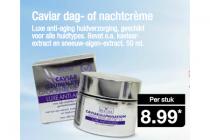 caviar dag  of nachtdreme