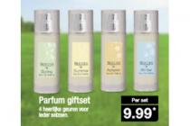 parfum giftset