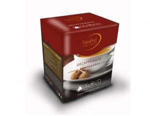 espresso of lungo capsules