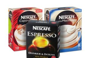 nescafe koffiesticks