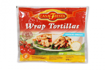 casa fiesta wrap tortillas