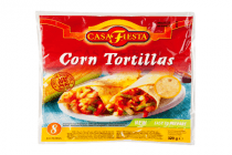 casa fiesta corn tortillas