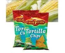 casa fiesta sour cream  jalapeno tortilla chips