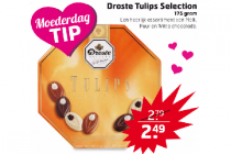 droste tulips selection