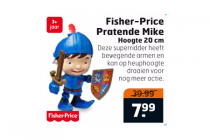 fisher price pratende mike