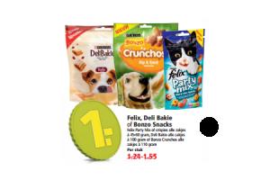felix deli bakie of bonzo snacks