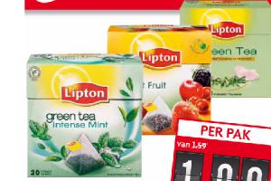 lipton thee