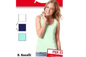 b. bocelli damessinglet