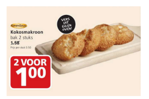 kokosmakroon