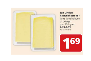 jan linders kaasplakken 48plus