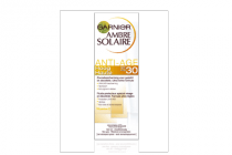garnier ambre solaire zonnemelk anti age zonnebescherming