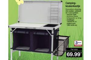 campingkeukenkastje